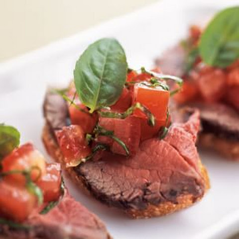 10 best beef canapes ground beef beef stroganoff and for Beef canape ideas