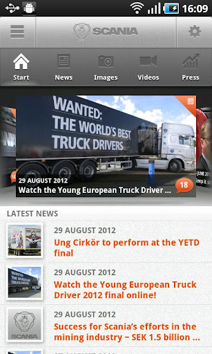 Scania Newsroom