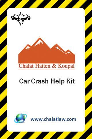 Car Crash Help Kit