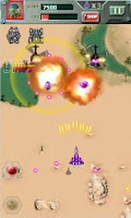 Screenshot of Air Barrage HD