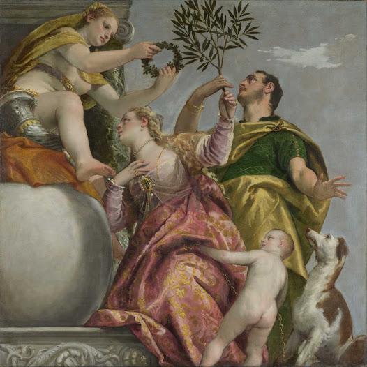 Veronese Paolo, Unione felice