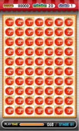 無料解谜Appのトマトの数合わせ|記事Game