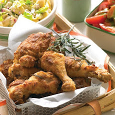 Rosemary Fried Chicken