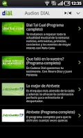 Screenshot of Cadena Dial para Android