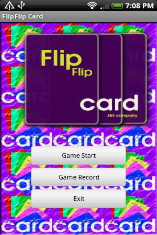 FlipFlip Card Game