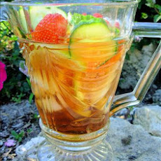English Pimm's on the Lawn - Pimms No.1 Cup Cocktail