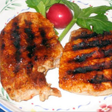 BBQ Peppered Pork Cutlets