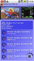 Screenshot of C64 Games Music Collection