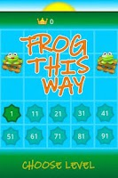 Screenshot of FrogThisWayFree
