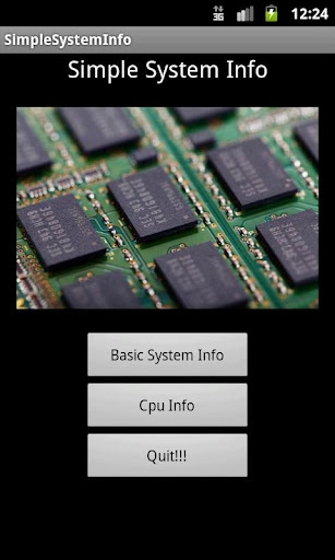CPS396M SimpleSystemInfo