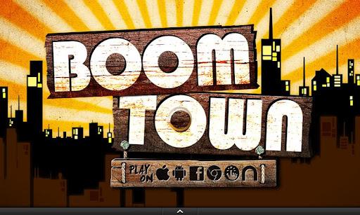 Boom Town HD