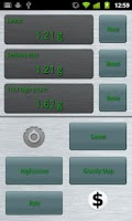 Screenshot of Grav-O-Meter