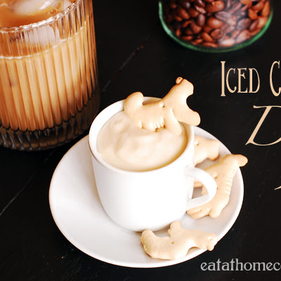 Iced Coffee Dip