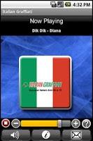 Screenshot of Italian Graffiati