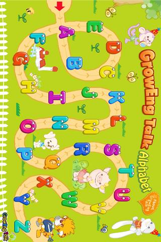 GrowEng Talk Alphabet Lite