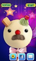 Screenshot of Cake Pop Maker-Cooking game
