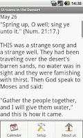 Screenshot of Streams in the Desert