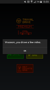 OPF Trivial Drive - screenshot