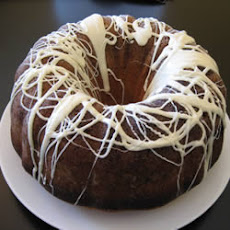 White Chocolate Pound Cake