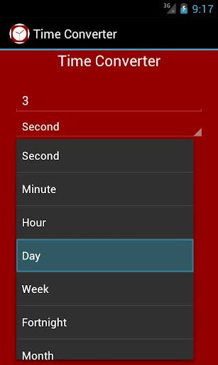 【免費工具App】Time Converter-APP點子