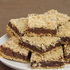 Oatmeal Brownie Bars