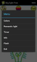 Screenshot of Big light Pro