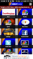 Screenshot of KDLT