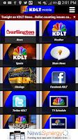 Screenshot of KDLT