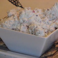 Apple & Blue Cheese Spread