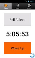 Screenshot of Baby Sleep Tracker