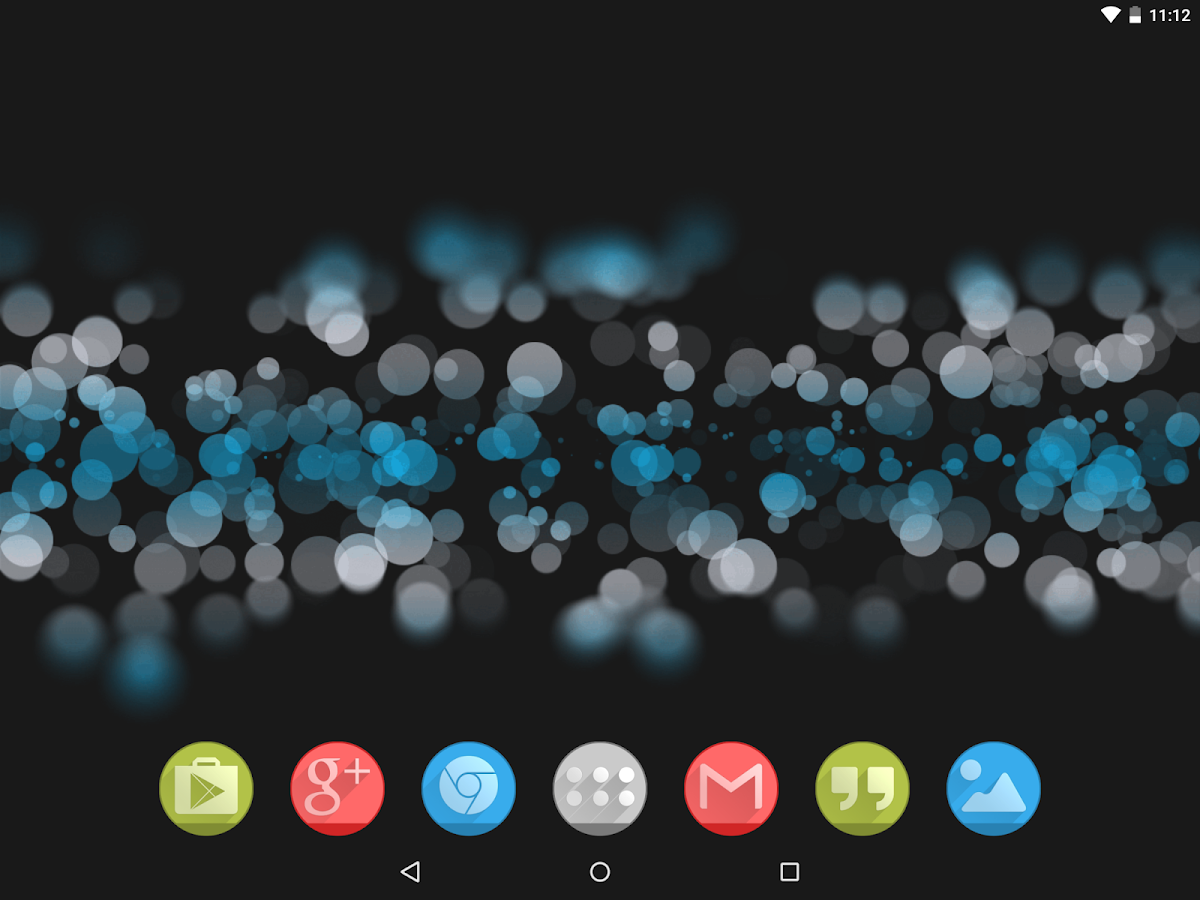 Circlons - Icon Pack Screenshot 5