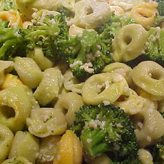 Broccoli With Cavatelli