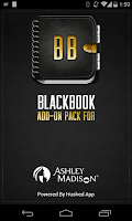 Screenshot of Ashley Madison BlackBook Phone