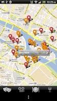 Screenshot of Tout Paris dans la poche