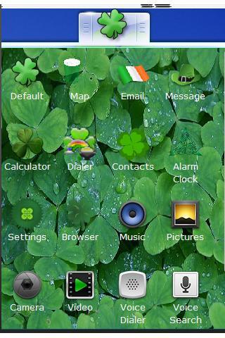 Ireland Theme