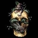3D Skull Dragon 01 icon