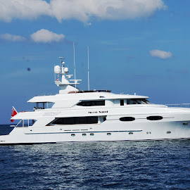 MY Moonsand by Ilse Gibson - Transportation Boats ( motor cruiser, superyacht, luxury yacht, thailand, phuket, luxury cruiser )