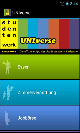 UNIverse - Studentenwerk KA PF