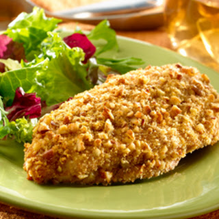 Pecan And Panko Crusted Chicken Breasts Recipes