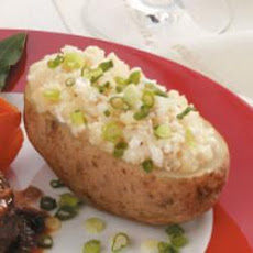 Cheese-Stuffed Potatoes