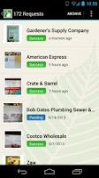 Screenshot of PaperKarma