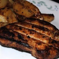 Doreen's Oriental Swordfish Steaks
