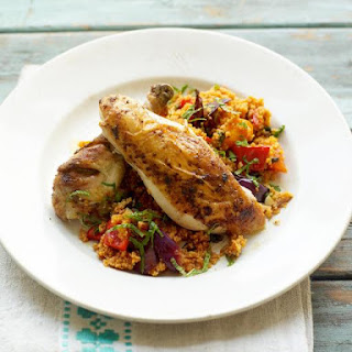 Couscous Chicken Carrot Recipes