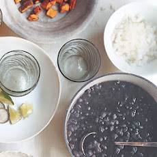 Black Beans and Rice Your Way