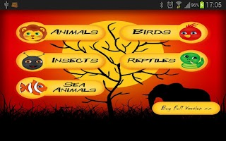 Screenshot of Animals World