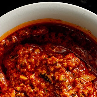 Almond Chile Sauce Recipes
