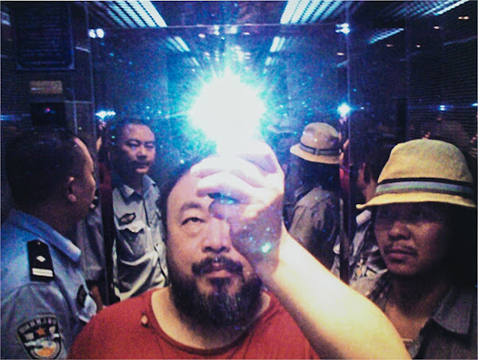 Video with Ai Weiwei: Life is in danger every day.  For more videos on art go to channel.louisiana.dk