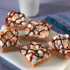 SMUCKER'S® Peanut Butter Marshmallow Bars