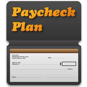 Paycheck Plan (Pro) for Android