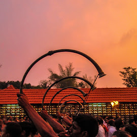 @Arattupuzha pooram by Syam Kumar - Digital Art People ( art, beautyful, timing, people, pooram )